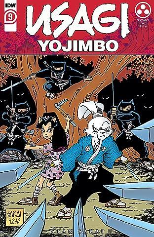 Usagi Yojimbo (2019-) No.9