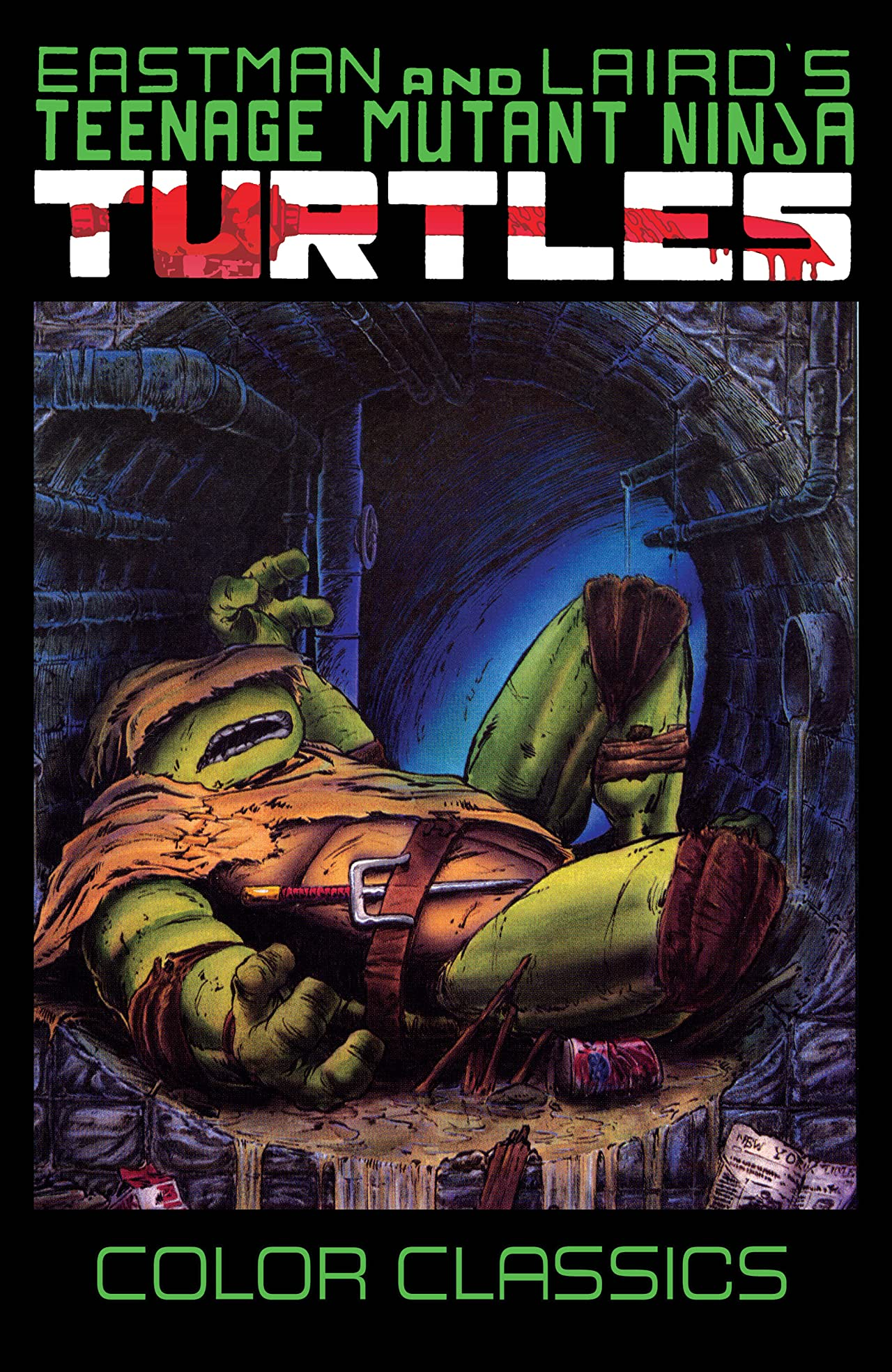 Teenage Mutant Ninja Turtles Color Classics Vol. 3