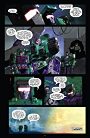 Transformers Tome 2: The Change In Their Nature