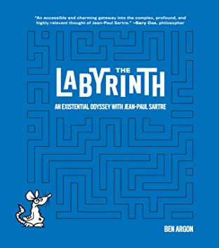 Labyrinth: An Existential Odyssey with Jean-Paul Sartre