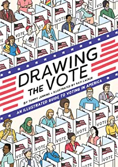 Drawing the Vote: An Illustrated Guide to Voting in America