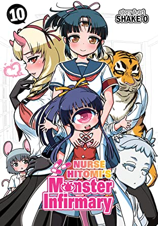 Nurse Hitomi's Monster Infirmary Tome 10