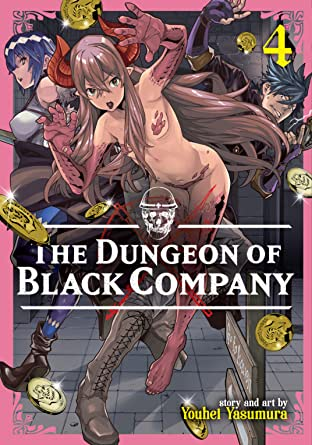 The Dungeon of Black Company Tome 4