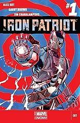 Iron Patriot (2014-) #1