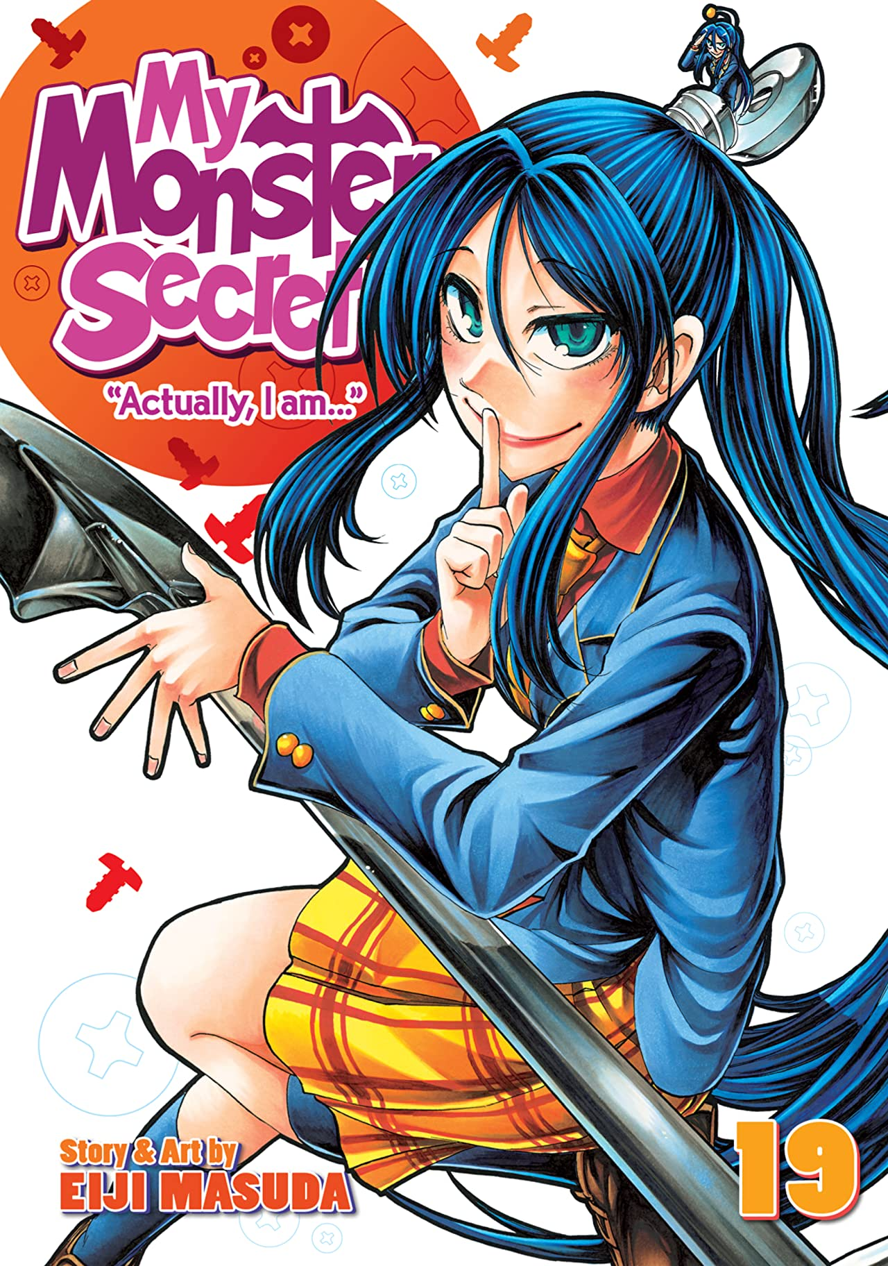 My Monster Secret Vol. 19
