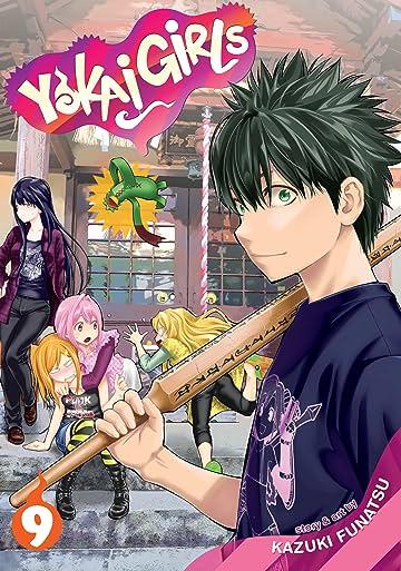 Yokai Girls Vol. 9