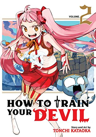 How to Train Your Devil Tome 2