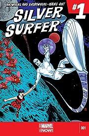 Silver Surfer (2014-2015) #1