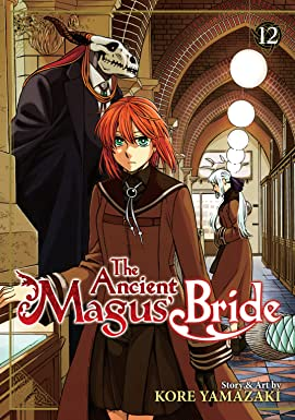 The Ancient Magus' Bride Vol. 12