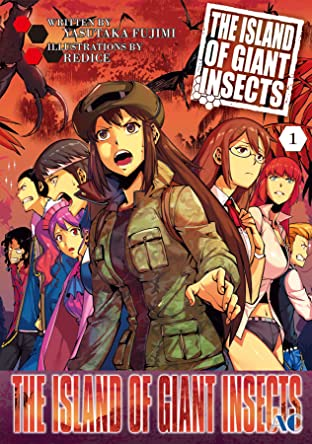 THE ISLAND OF GIANT INSECTS Tome 1