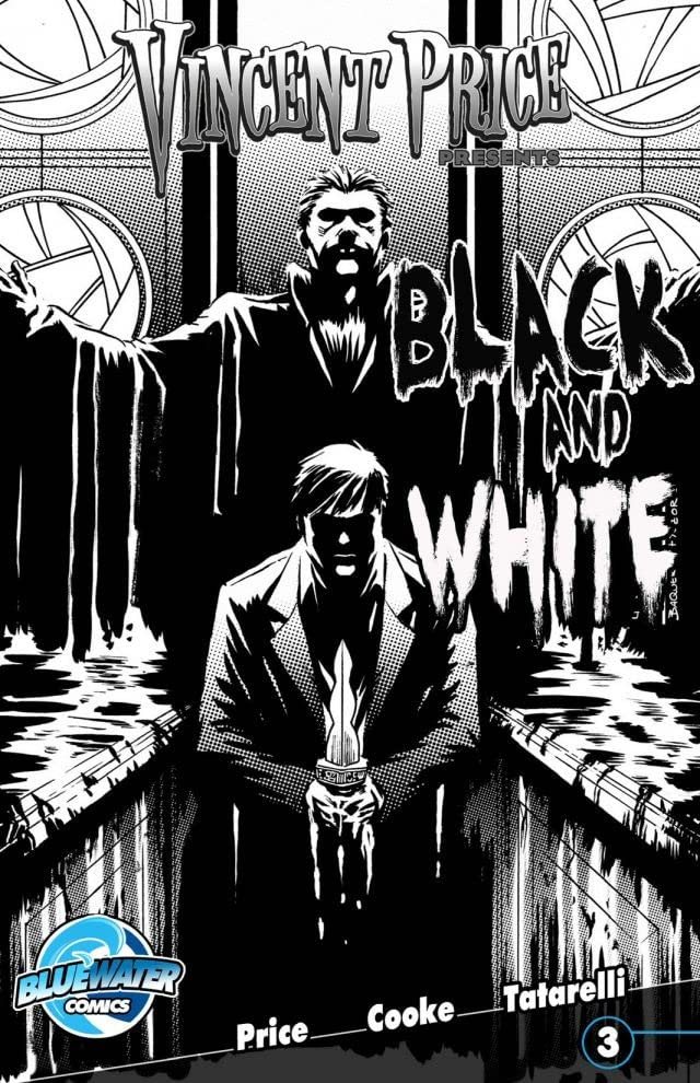 Vincent Price Presents #3: Black & White