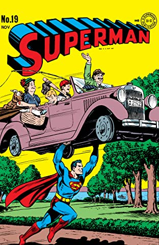 Superman (1939-2011) No.19