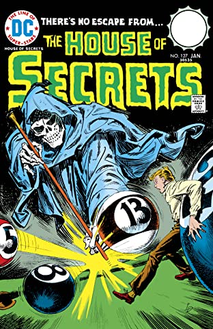 House of Secrets (1956-1978) #127