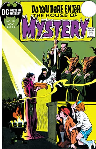 House of Mystery (1951-1983) No.196