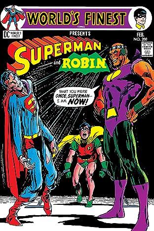 World's Finest Comics (1941-1986) #200