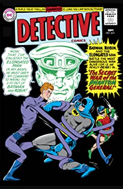 Detective Comics (1937-2011) No.343