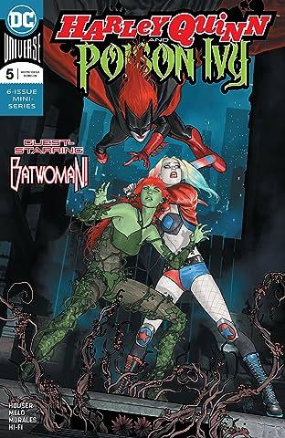 Harley Quinn & Poison Ivy (2019-) #5