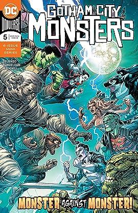 Gotham City Monsters (2019-) #5