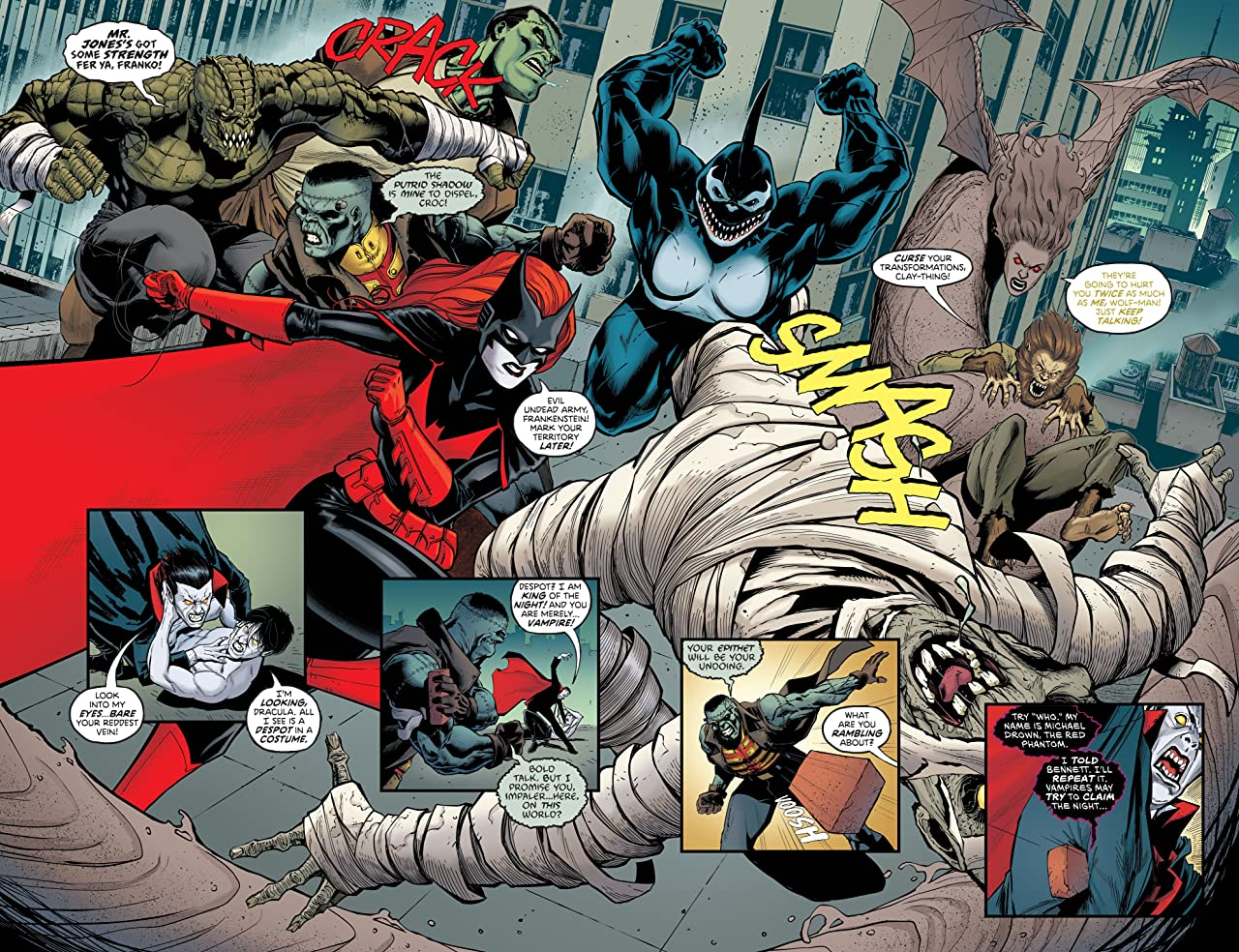 Gotham City Monsters (2019-) #5