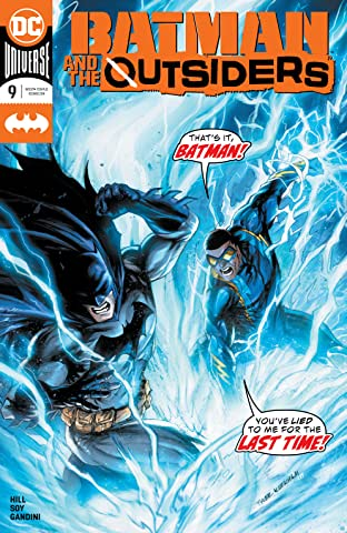 Batman and the Outsiders (2019-) #9