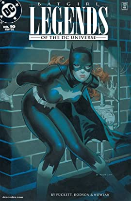 Legends of the DC Universe #10