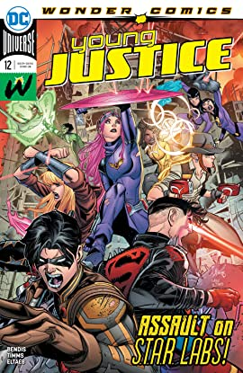 Young Justice (2019-) #12