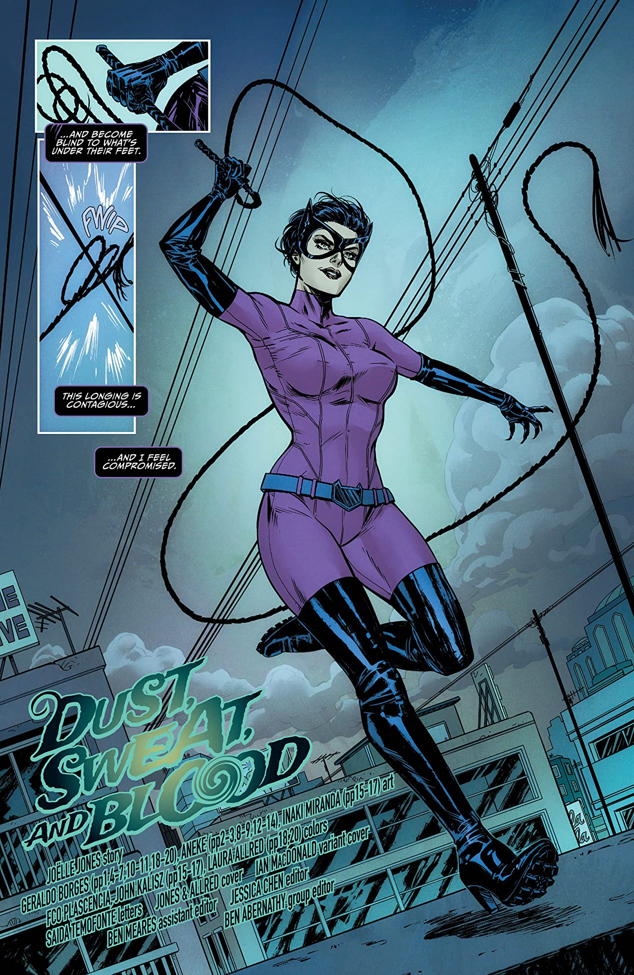 Catwoman (2018-) #19