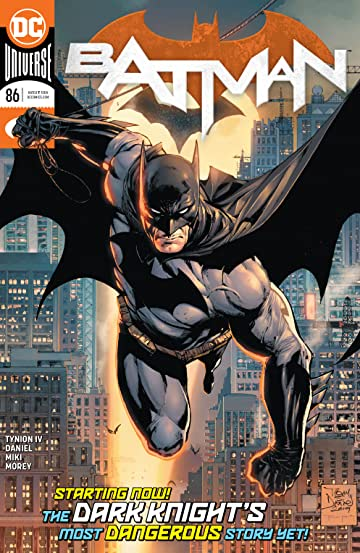 Batman (2016-) No.86