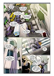 Blue-Shift #2: Mindgames (Empowered Issue #4) #2