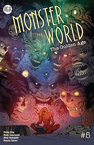 Monster World: The Golden Age #5