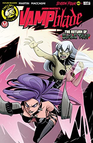 Vampblade Season 4 No.9