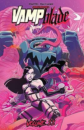 Vampblade Vol. 11: Battle Friends