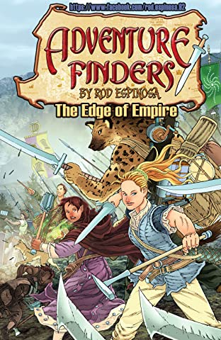 Adventure Finders Tome 2: The Edge of Empire