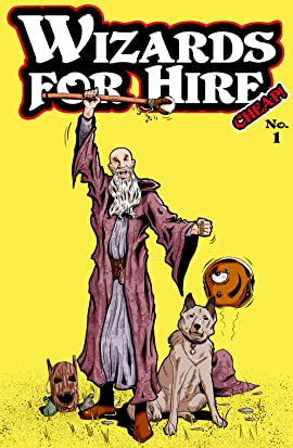 Wizards for Hire - Cheap! #1