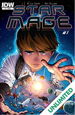 Star Mage #1 (of 6)