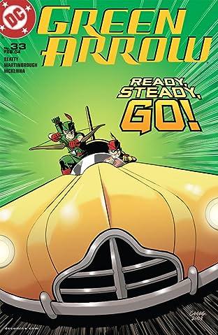 Green Arrow (2001-2007) No.33