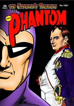 The Phantom #1801