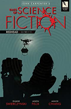 John Carpenter's Tales of Science Fiction: REDHEAD #2