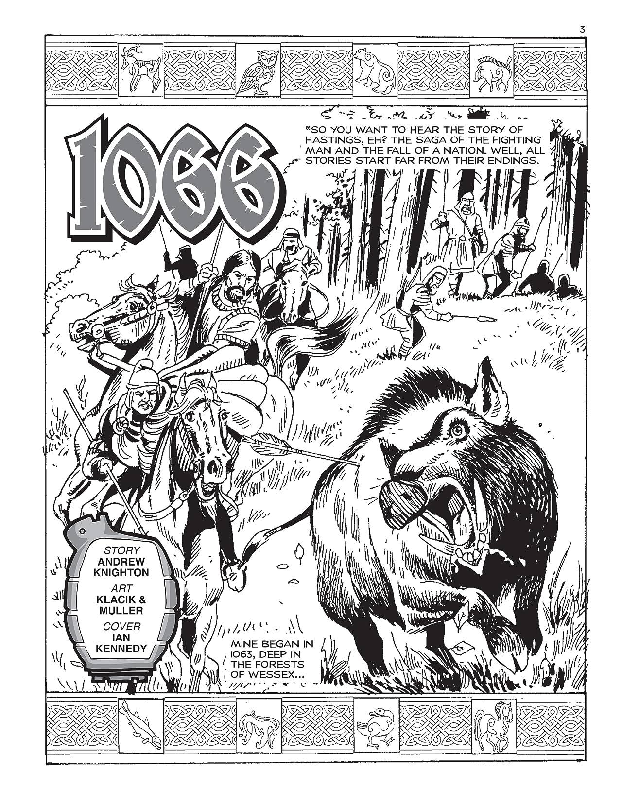 Commando #5301: 1066