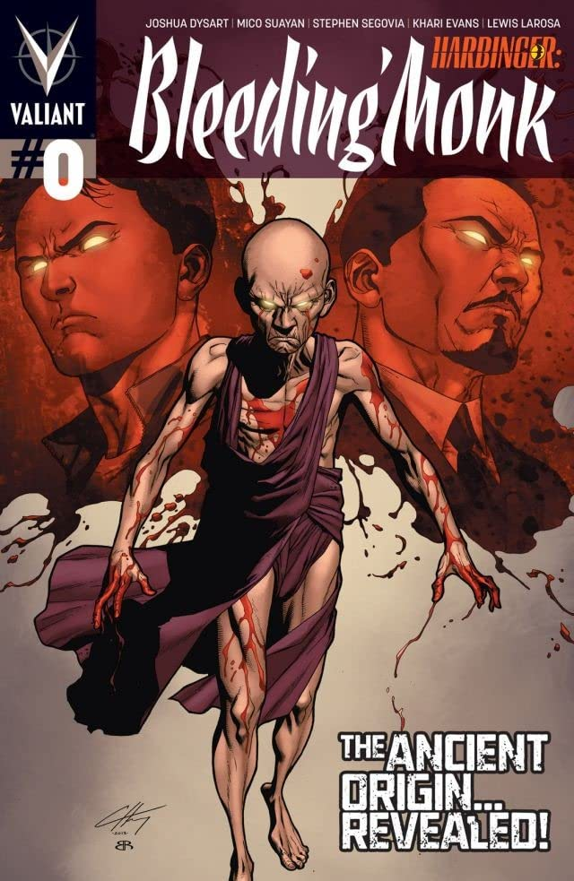 Harbinger (2012- ): Bleeding Monk #0: Digital Exclusives Edition