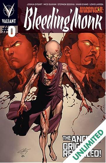 Harbinger (2012- ): Bleeding Monk #0: Digital Exclusives Edition