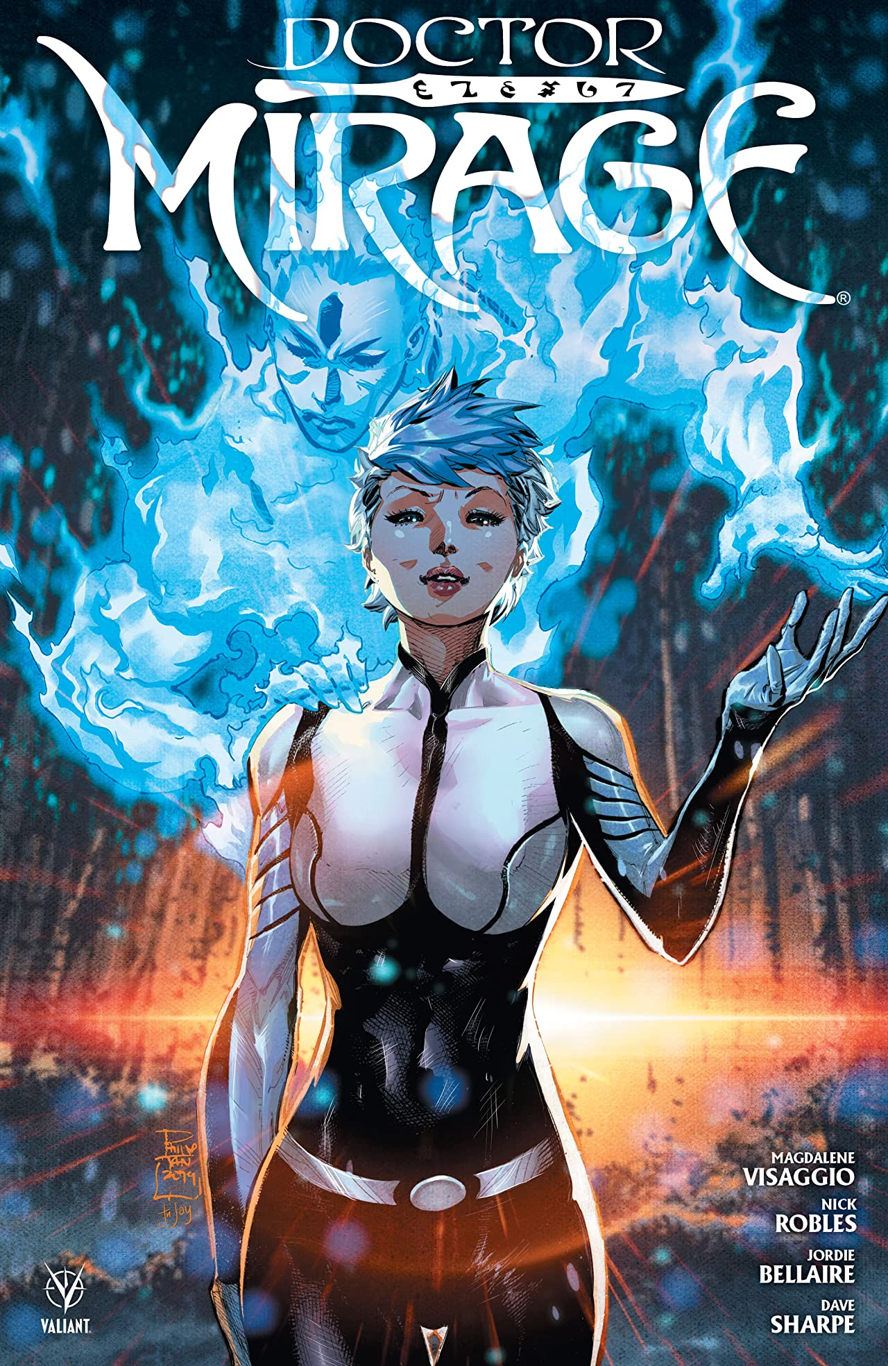 Doctor Mirage Vol. 1