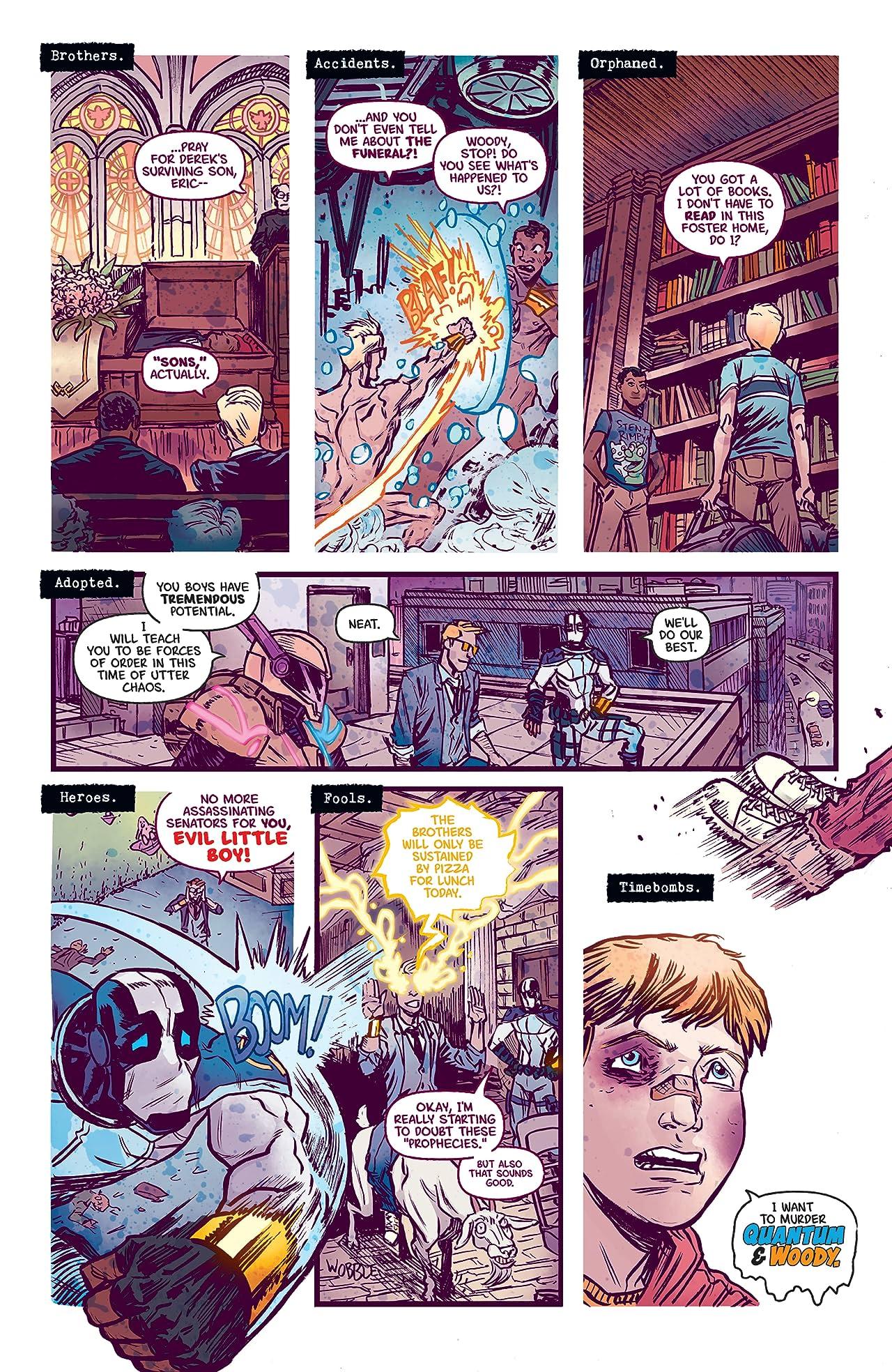 Quantum & Woody (2020) #3