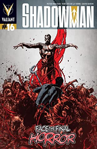 Shadowman (2012- ) No.16: Digital Exclusives Edition