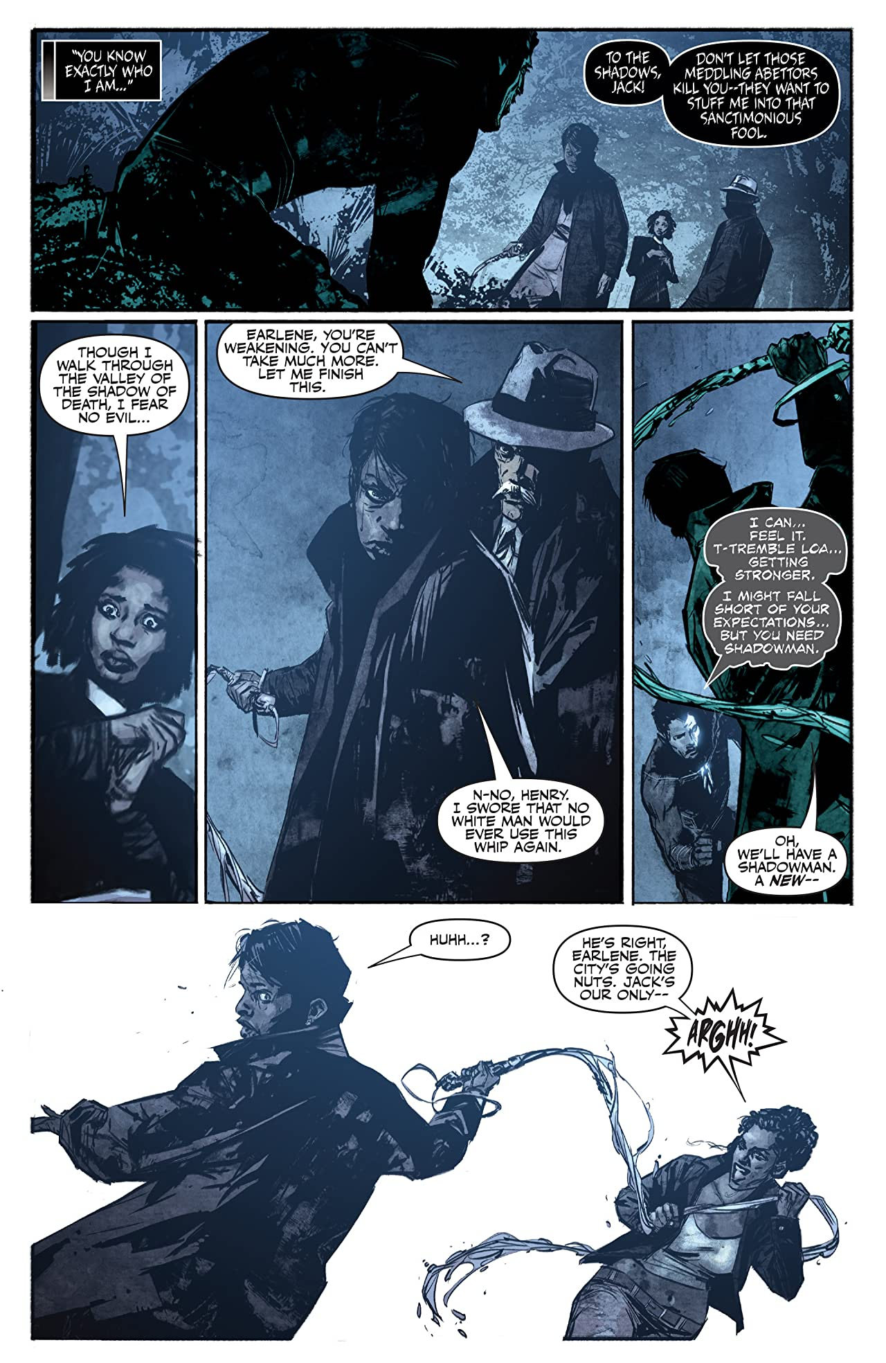 Shadowman (2012- ) #16: Digital Exclusives Edition