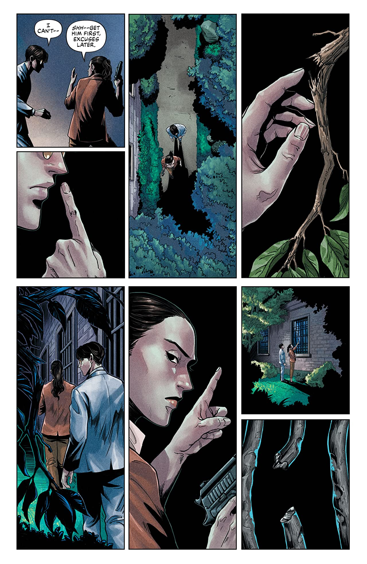 The Visitor (2019) #3