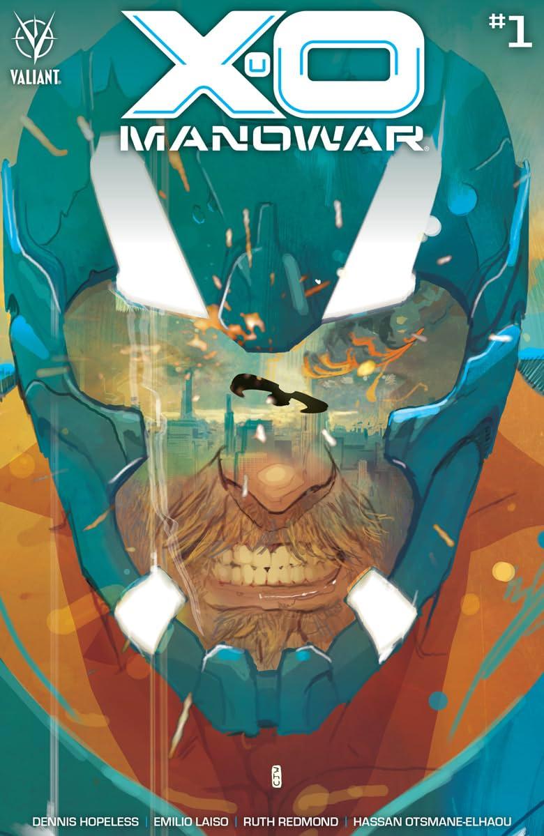 X-O Manowar (2020) No.1