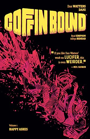 Coffin Bound Tome 1: Happy Ashes