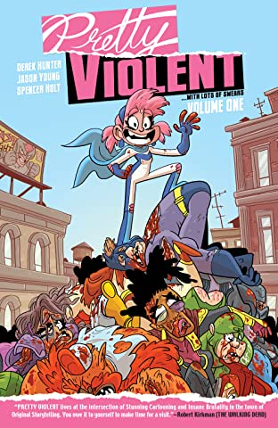 Pretty Violent Vol. 1: Fresh Ink