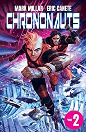Chrononauts: Futureshock Vol. 2